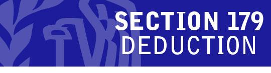 Section 179 Depreciation